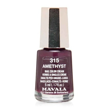 Mavala Mini Color 315 Amethyst 5ml Oje Mor